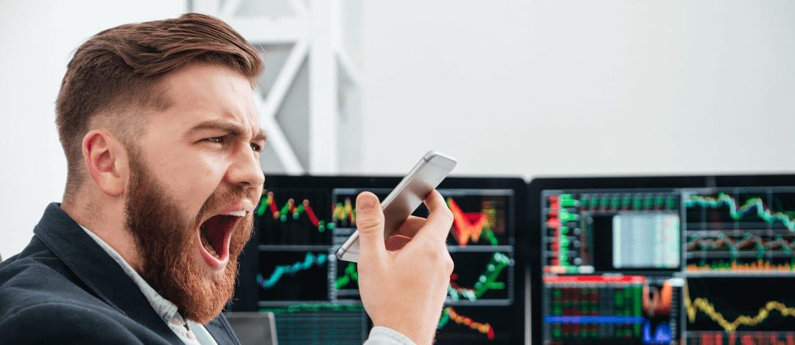 4 häufige Investmentfehler