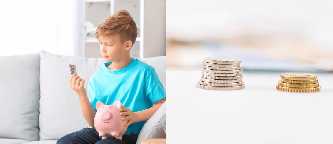 VisualVest Sparen für Kinder - Junior Depot