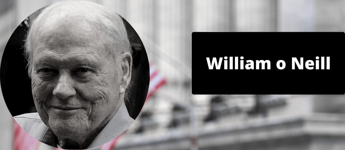 William O'Neil - die Börsenpersönlichkeit und seine CANSLIM Investment-Strategie