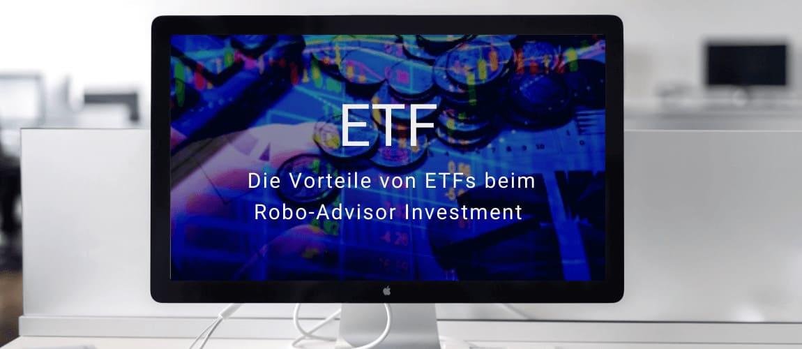 ETf - Definition - Vor- und Nachteile