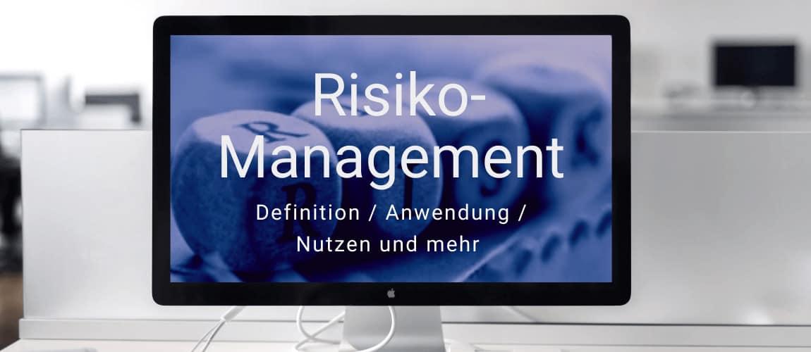 Investmentwissen - das Risikomanagement